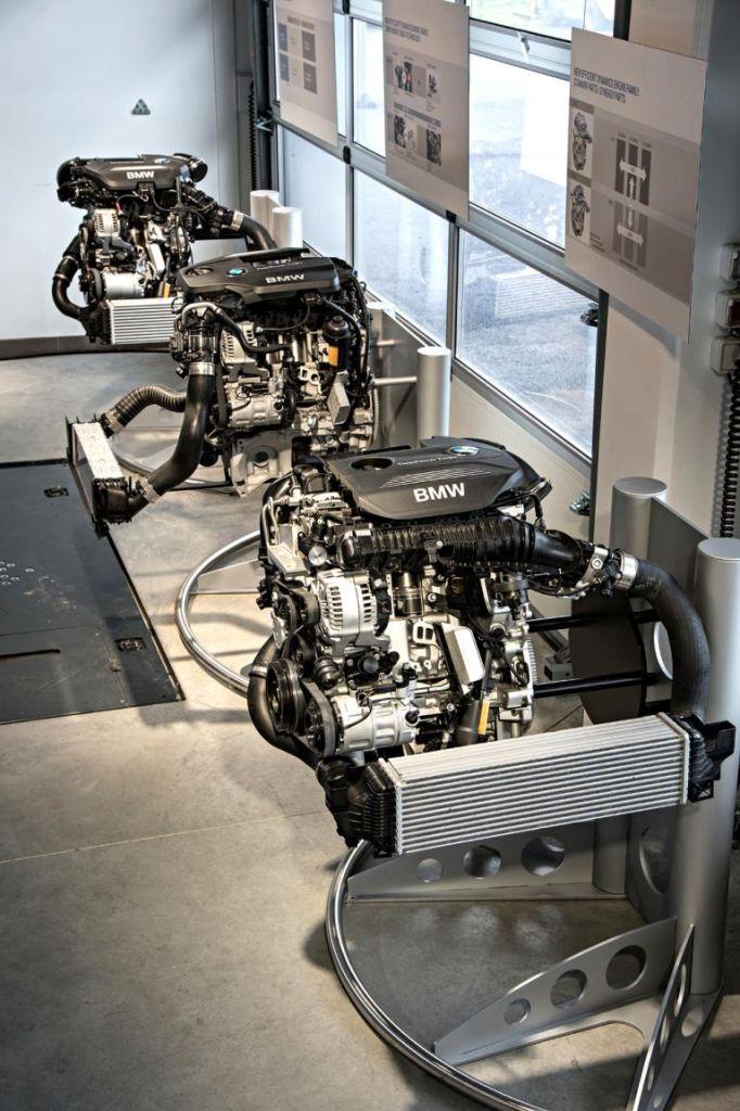 Nicht nur effiziente Motoren wie die BMW-Twinpower-Turbos, sondern auch ...