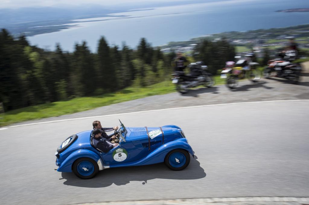 Oldtimer-Fahrbericht: BMW 328 Roadster - Schnell stürmisch