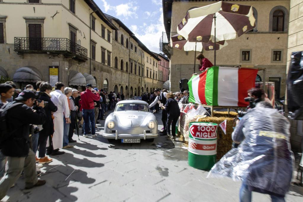 Oldtimer-Rallye: Die Mille Miglia lebt