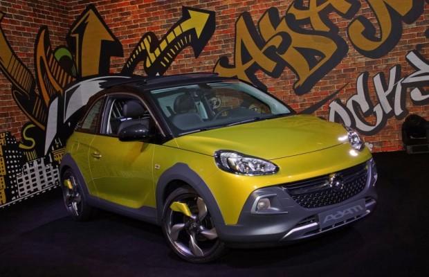 Opel Adam Rocks - Crossover-Zwerg mit Freiluft-Fahrspaß