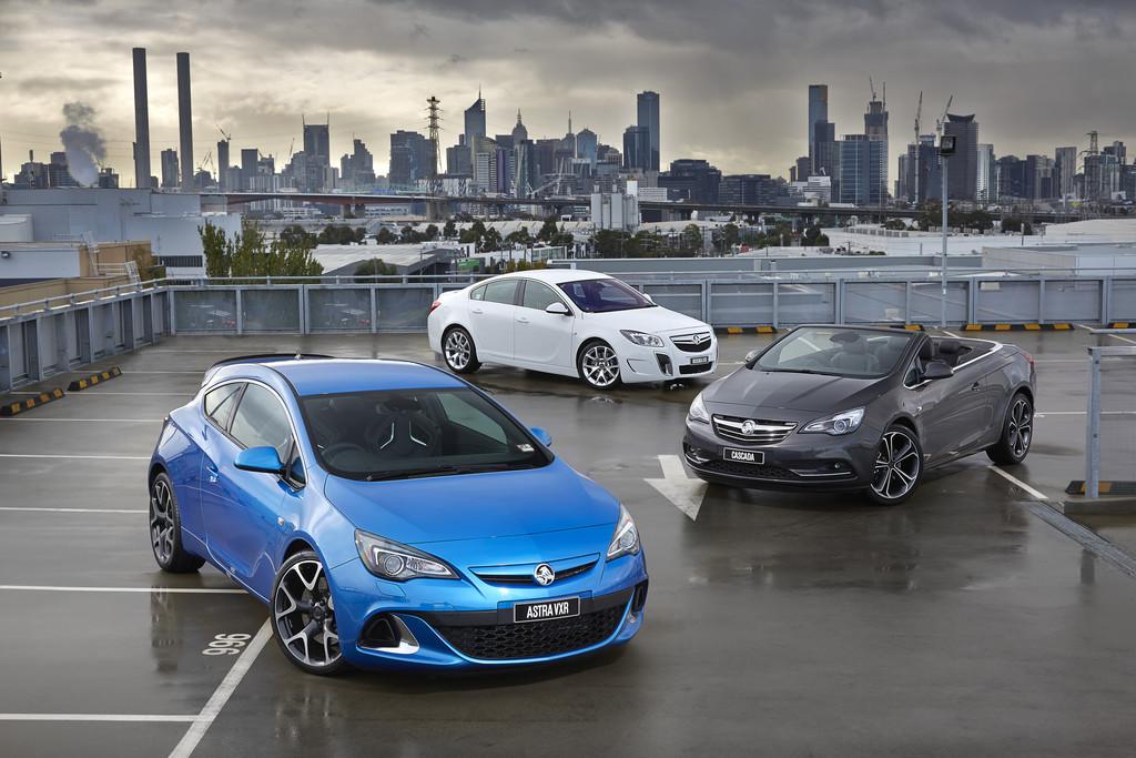 Opel baut vier Fahrzeuge für Holden
