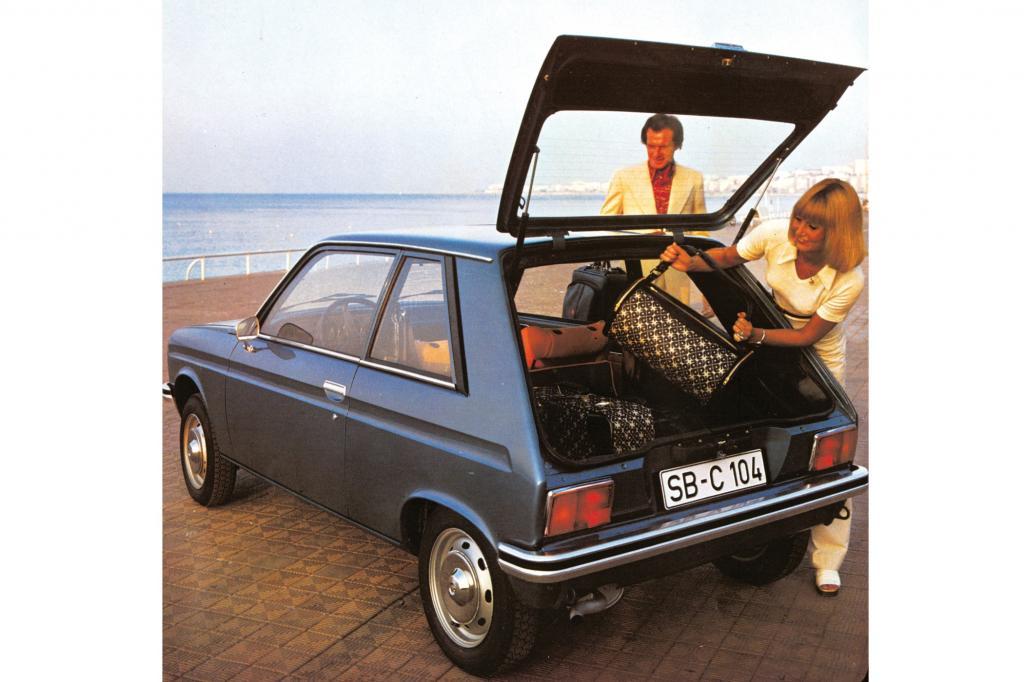 Peugeot 104 C 1975