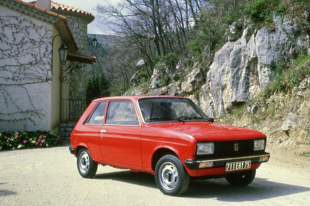 Peugeot 104 ZL 1984