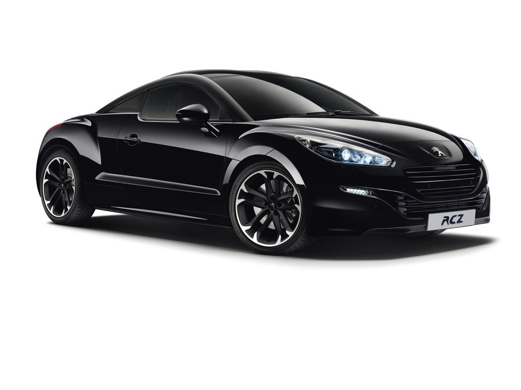 Peugeot bringt Sondermodell RCZ Red Carbon