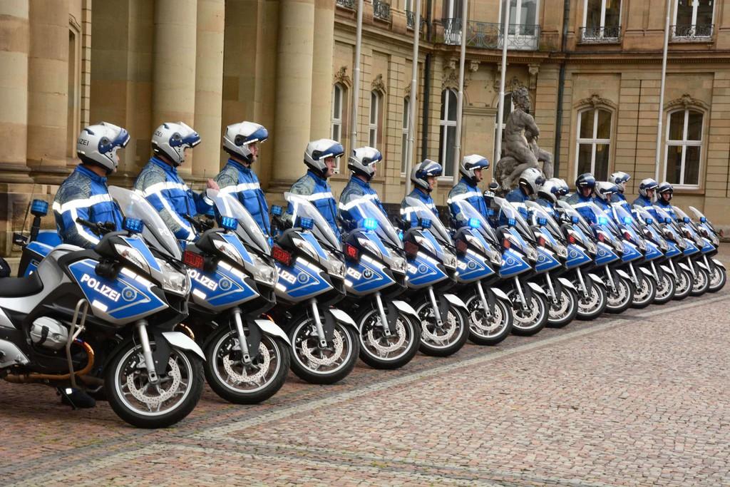 Polizei stellt 44 BMW R 1200 RT in Dienst