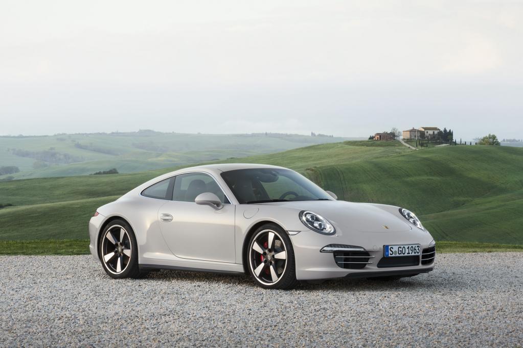 Porsche: nächster 911er auch als Hybrid-Fahrzeug
