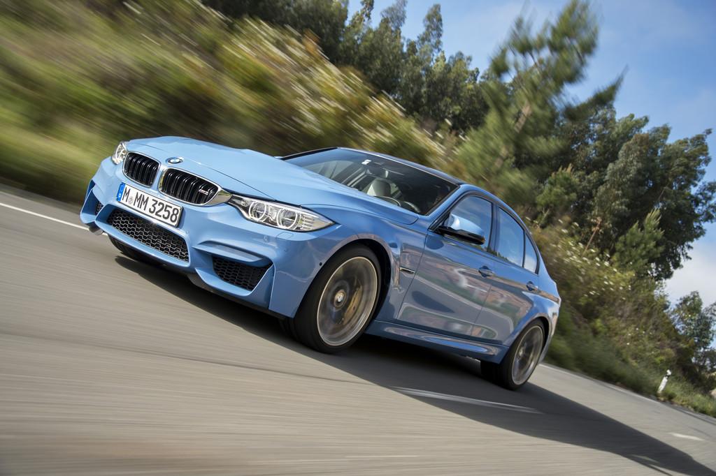 Pressepräsentation BMW M3 und M4: Muntermacher