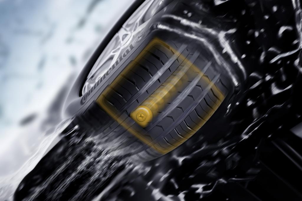 Profil-Alarm - Sensor erkennt abgefahrene Reifen