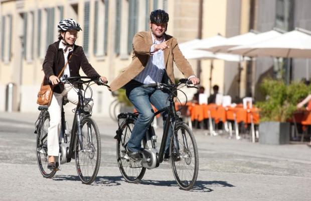 Radfahren erhöht Lebenserwartung