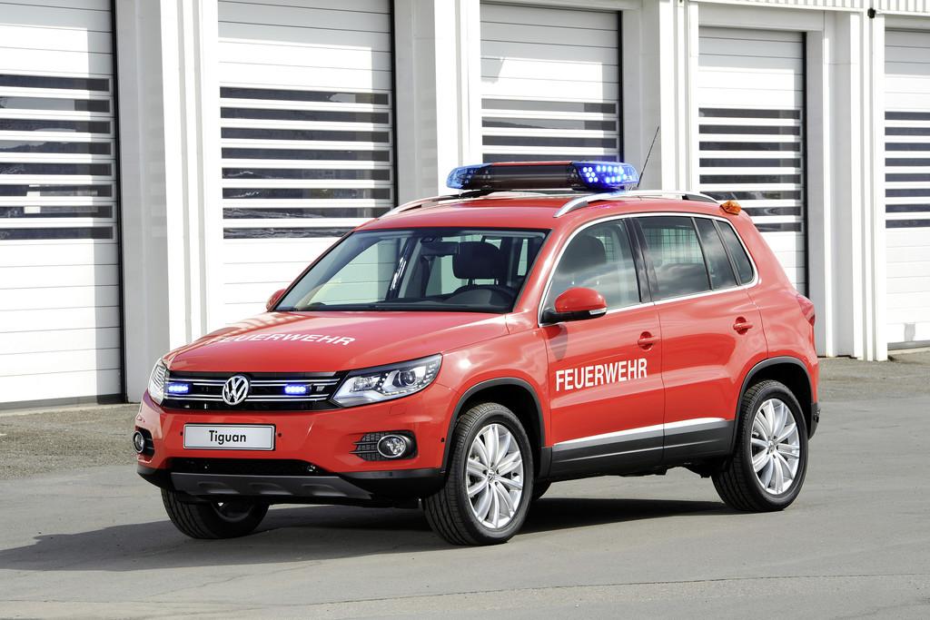 Rettmobil 2014: Volkswagen präsentiert Einsatz- und Rettungsfahrzeuge