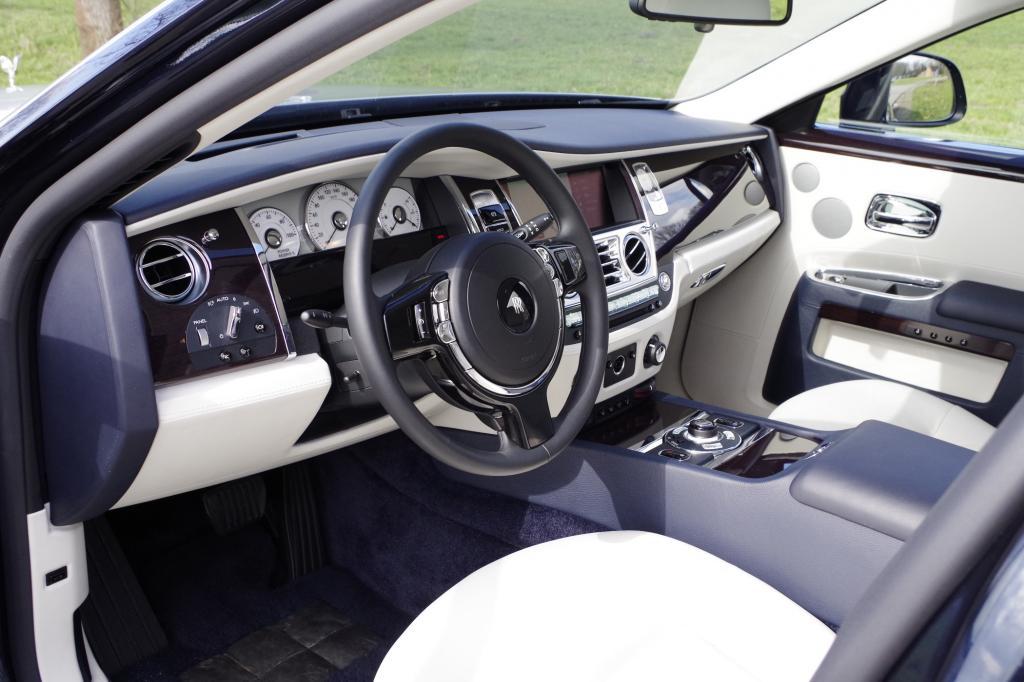Rolls Royce Ghost Innen