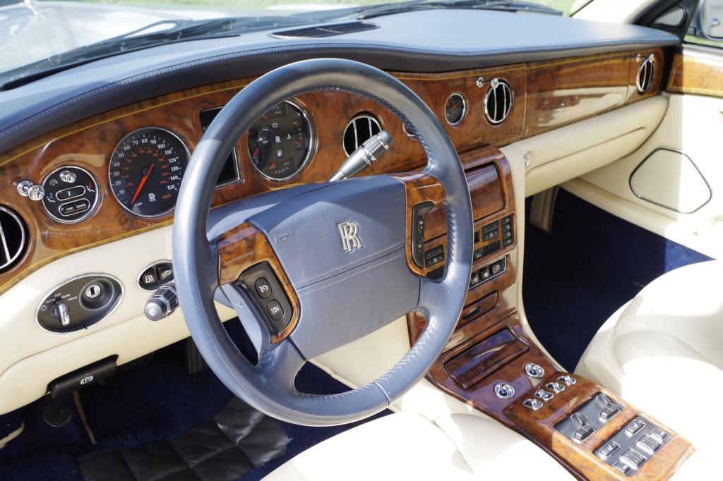 Rolls Royce Seraph Innen
