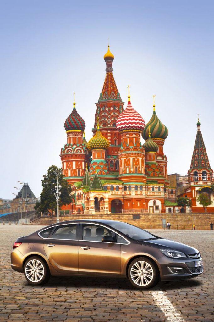 Russlands Automarkt auf Talfahrt