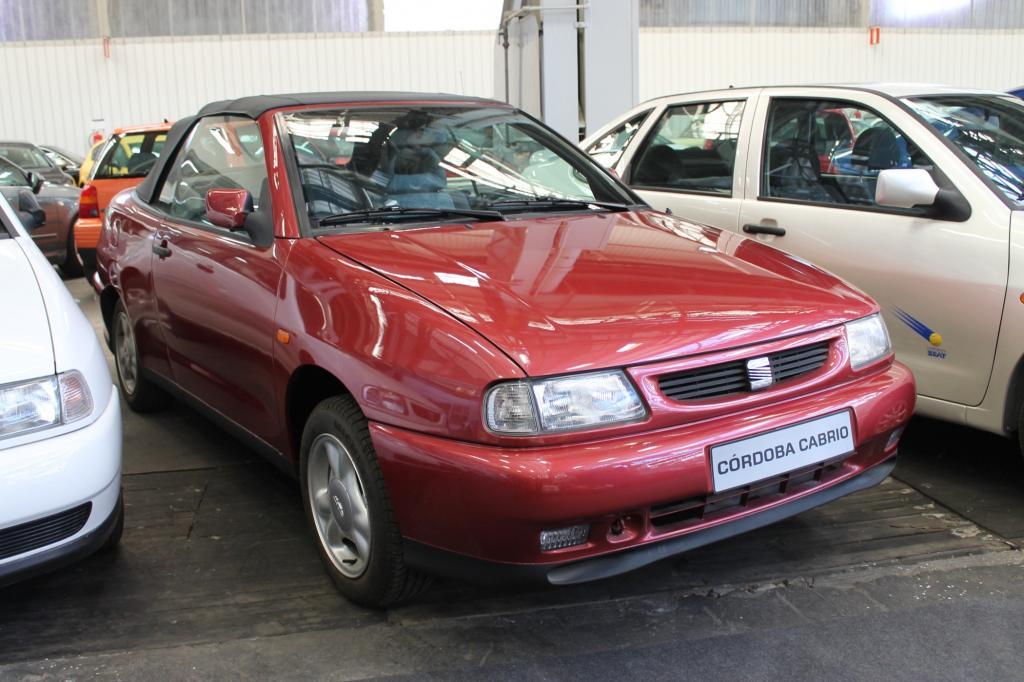 Seat Cordoba Generation 1 ab 1993 Cabrio-Prototyp auf Basis des Seat Ibiza Generation 2