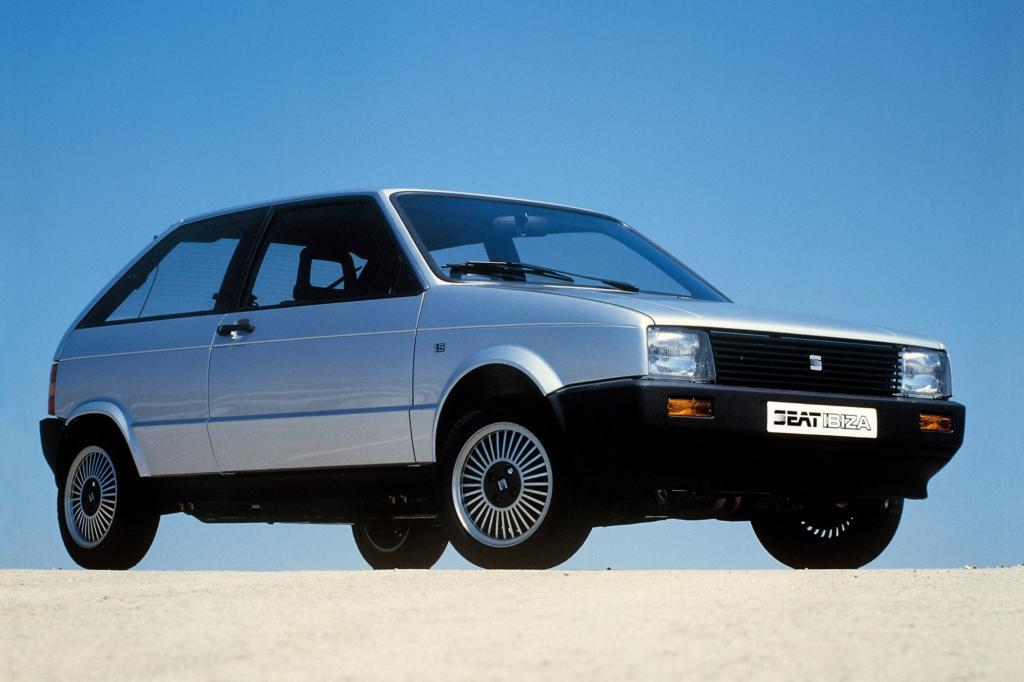 Seat Ibiza, Generation 1 ab 1984