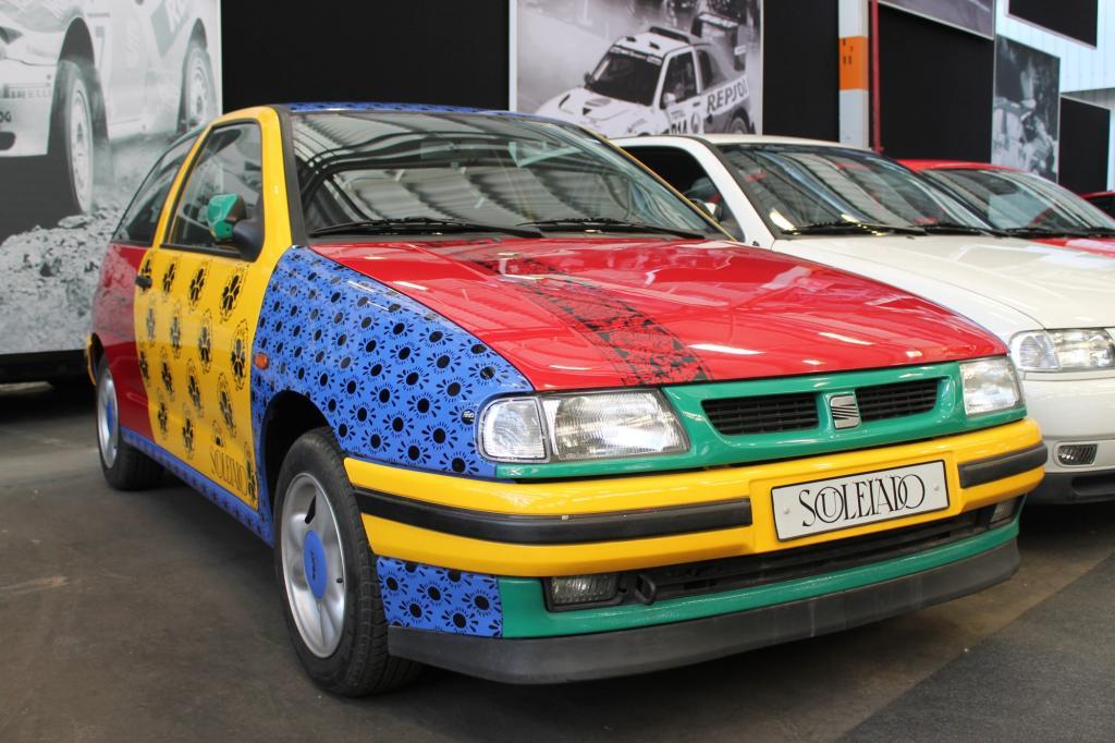 Seat Ibiza Generation 2 Souleiado 1994