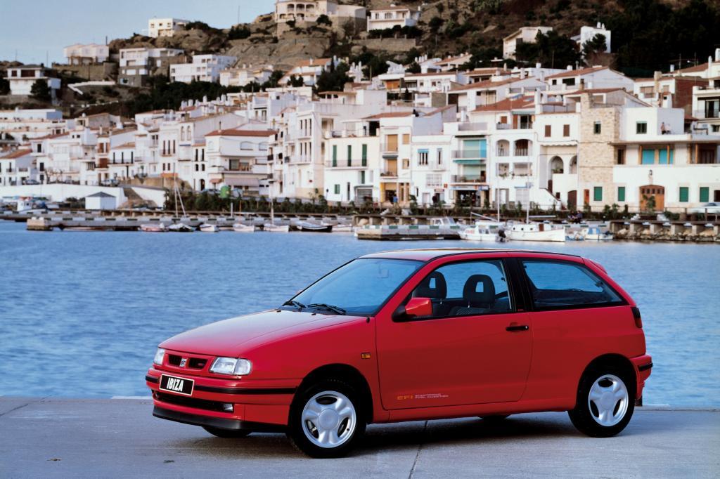 Seat Ibiza Generation 2, ab 1993