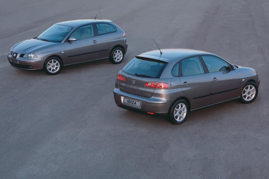 Seat Ibiza Generation 3 ab 2002
