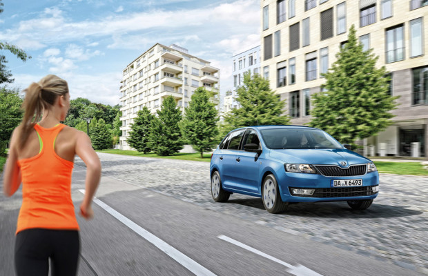 Skoda bringt Rapid Spaceback