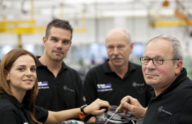 Space Cowboys sind bei Daimler seit einem Jahr erfolgreich im Einsatz