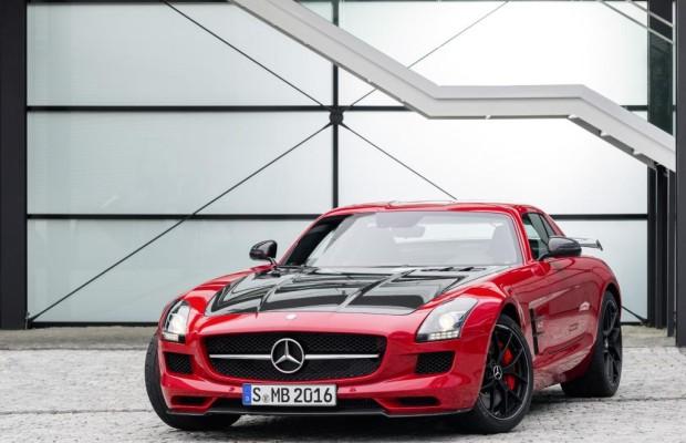 Spezialreifen für den Mercedes-Flügeltürer