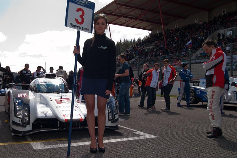 Sportwagen-Weltmeisterschaft WEC, 2. Lauf in Spa: Audi und Porsche vorn dabei