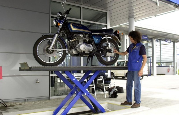 TÜV: Wenig technische Mängel bei Motorrädern
