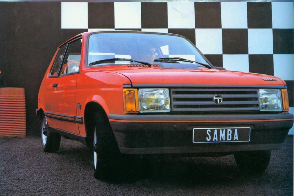 Talbot Samba 1985