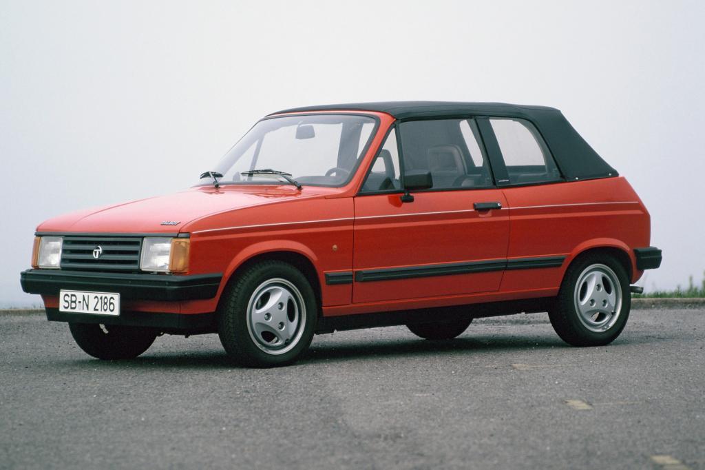 Talbot Samba Cabrio 1984