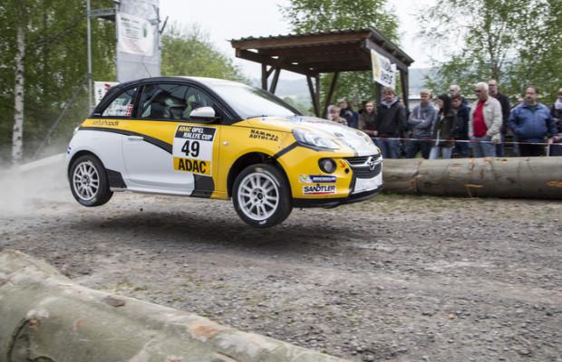 Terminverschiebung beim ADAC-Opel-Rallye-Cup