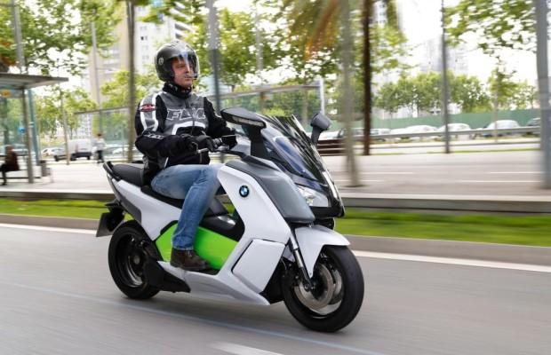 Test BMW C Evolution - Cool, korrekt und sehr dynamisch