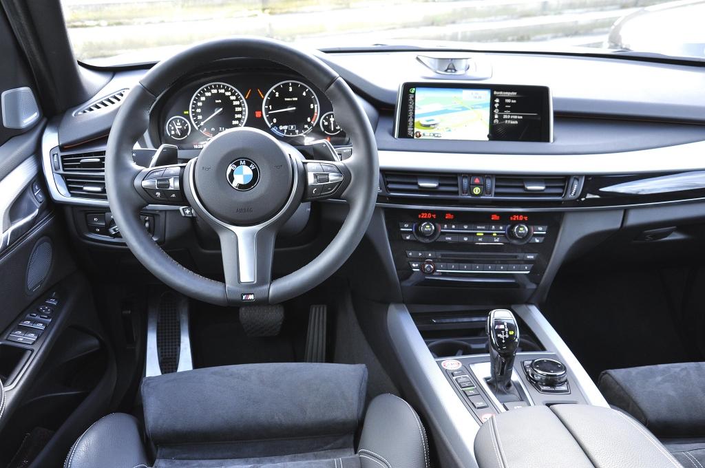 Test BMW X5 M50d - Diesel-Dragster für gut betuchte