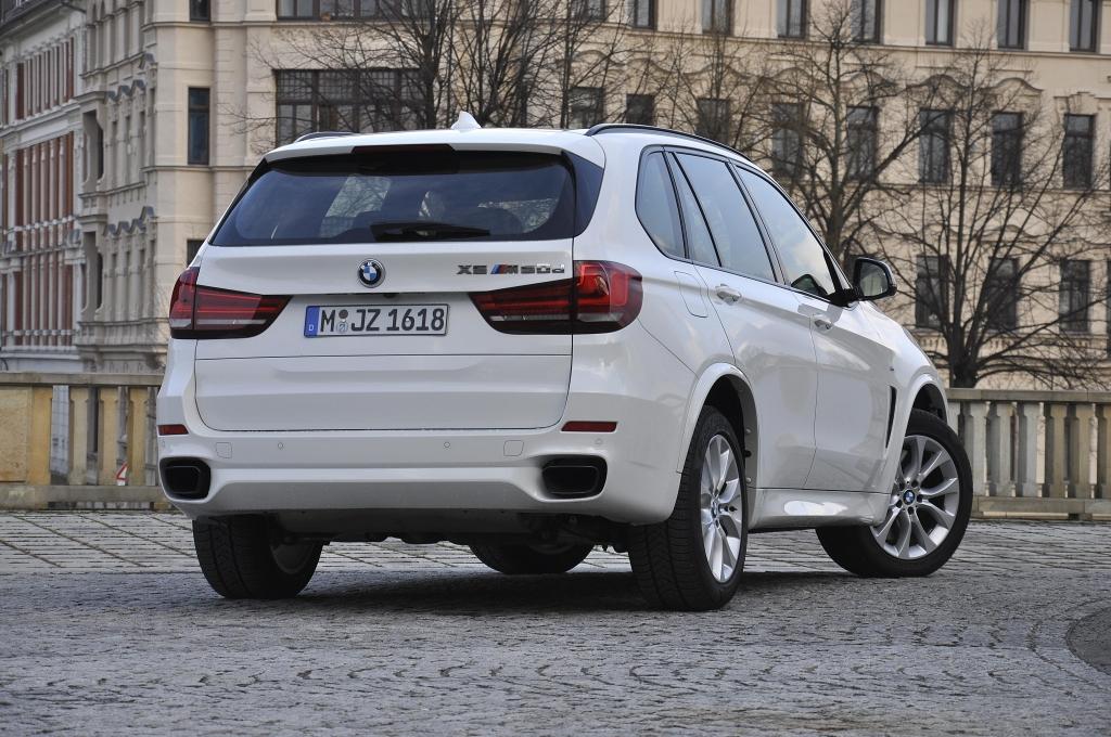 Test BMW X5 M50d - Kein echter