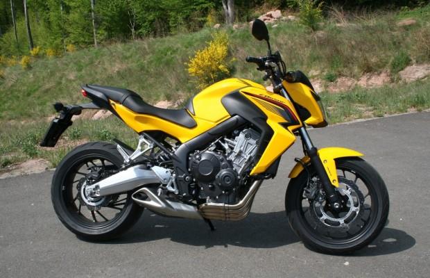 Test Honda CB 650 F: Mehr als genug