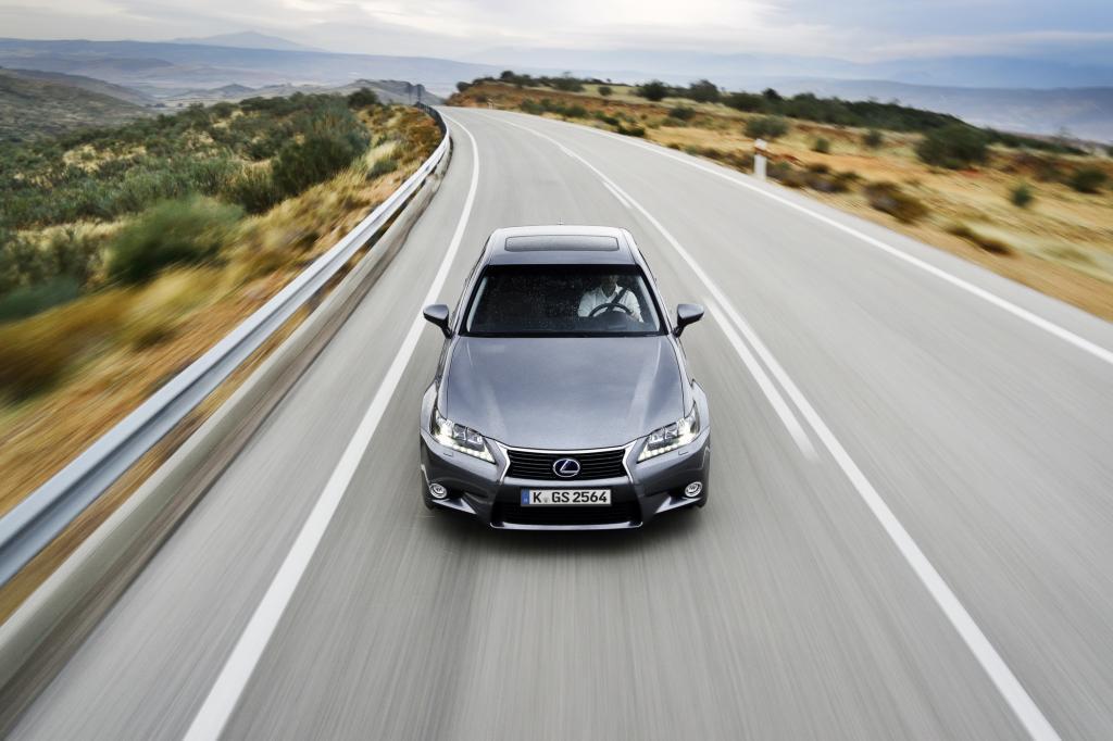 Test: Lexus GS 300h - Leicht unterkühlter Fortschritt
