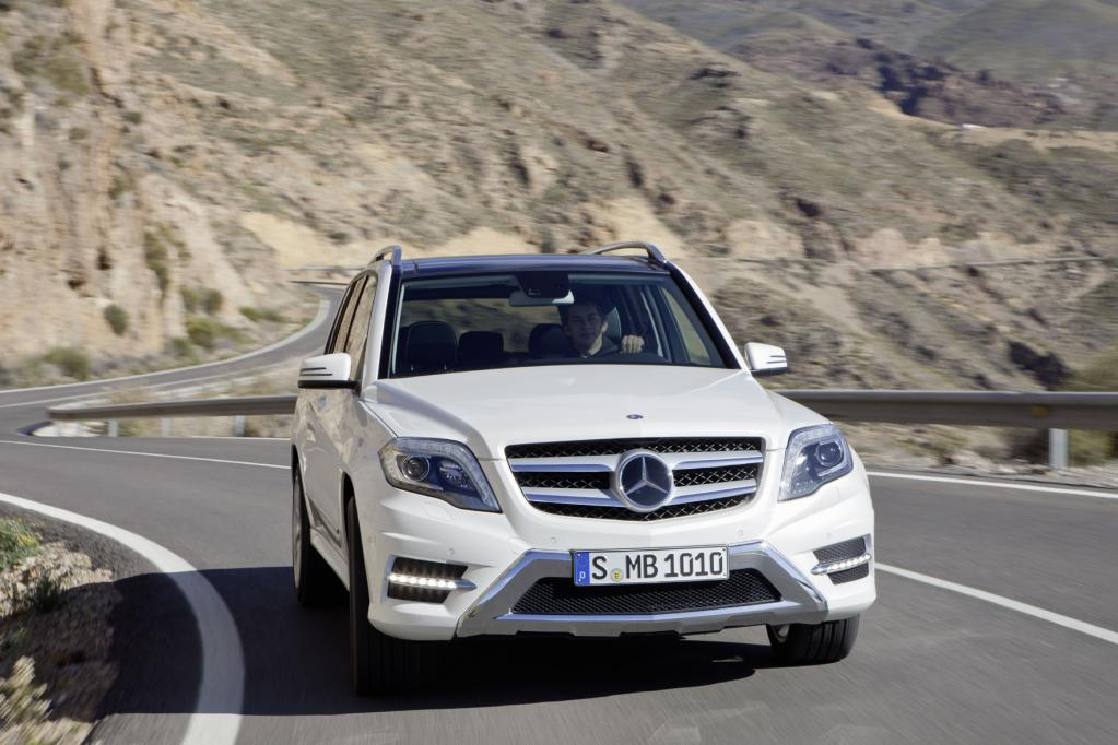 Test Mercedes GLK 350 4matic spurtet souverän