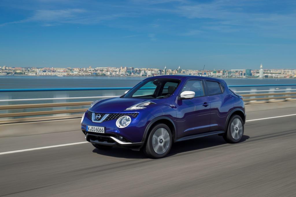 Test Nissan Juke - Für das kleine SUV-Vergnügen