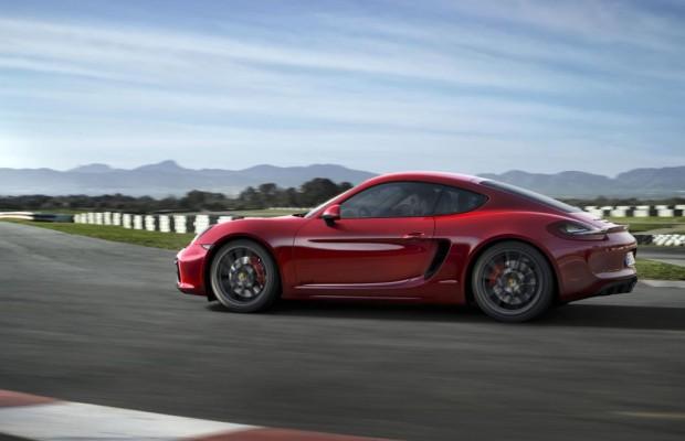 Test Porsche Cayman GTS - Für ein paar Pferde mehr
