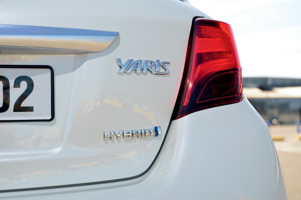 Toyota Yaris vereint jetzt Vernunft mit Vergnügen