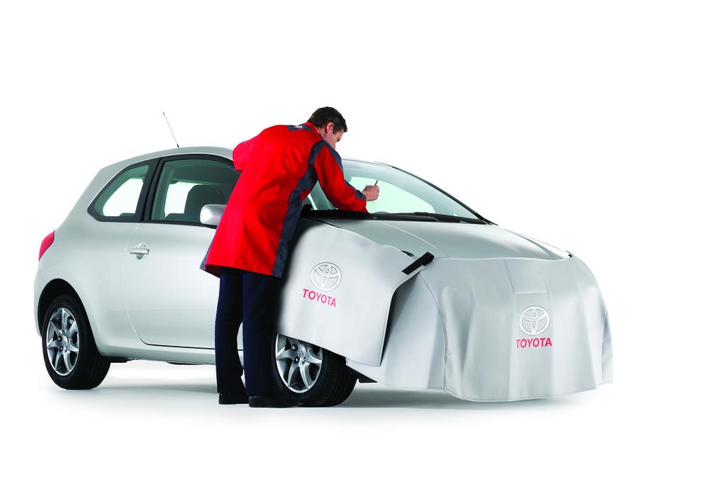 Toyota empfiehlt einen