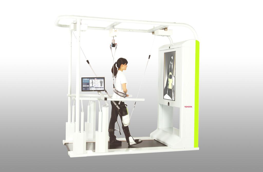 Toyota erprobt verbesserte klinische Roboter