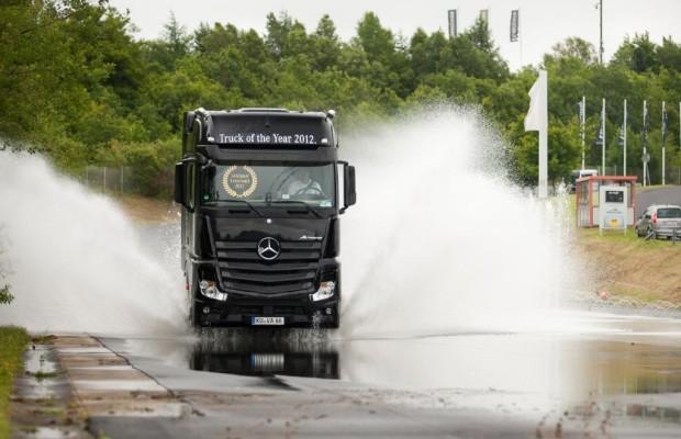 Truck-Grand-Prix: Spektakel in der Eifel