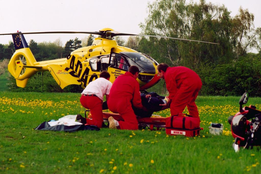 Unfallchirurgen senken Sterblichkeit nach Verkehrsunfällen