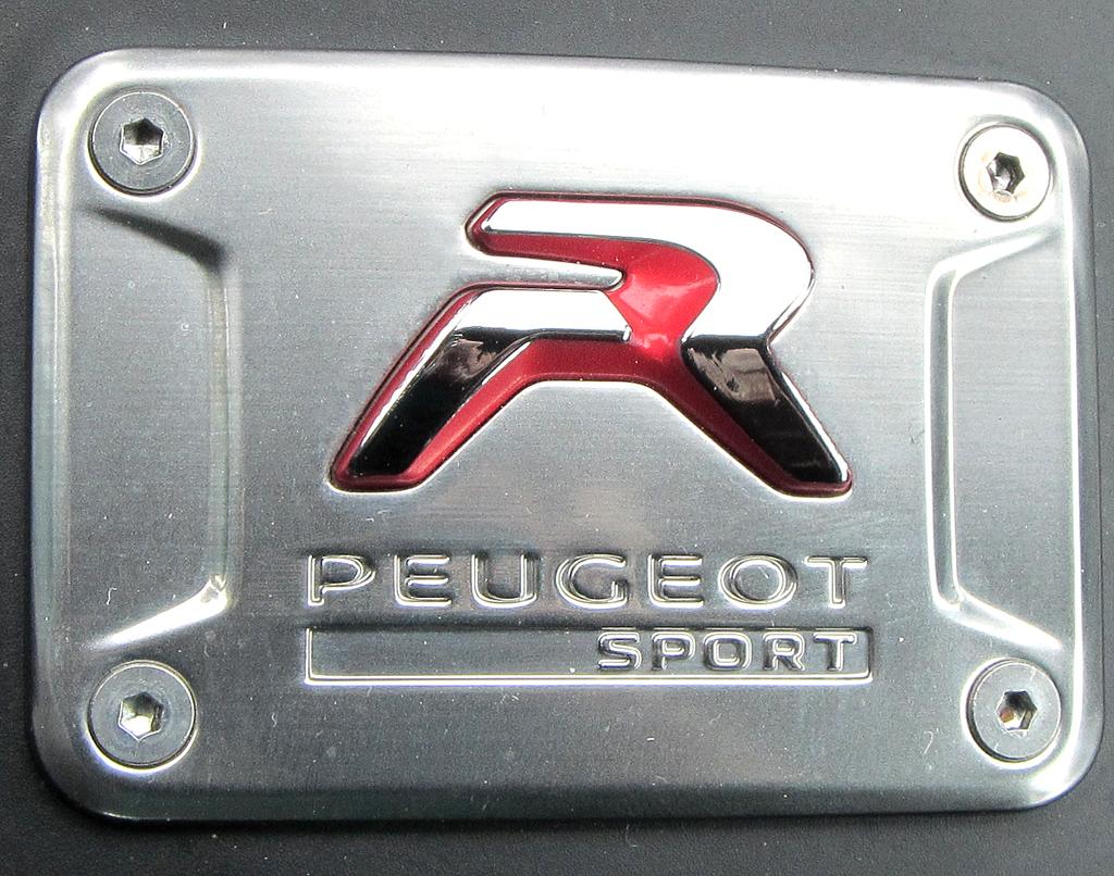 Unverkennbar: Das R beim RCZ R steht für Racing.