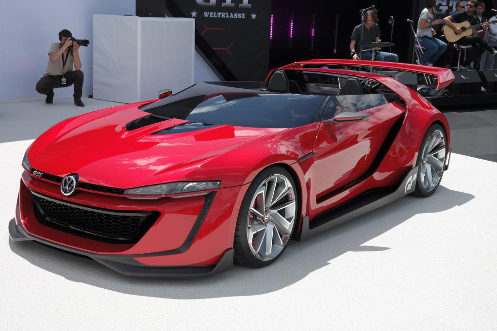 VW lässt es am Wörthersee krachen