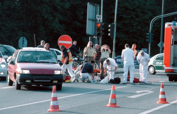 Verkehrs-Schock: 3 000 Tote täglich