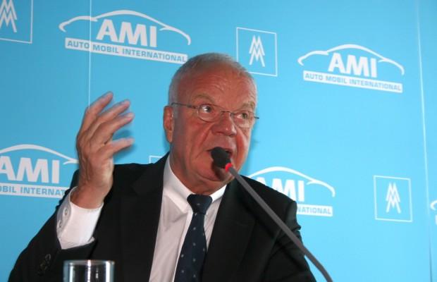 Volker Lange hört nächstes Jahr auf