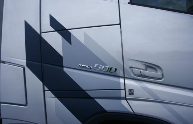 Volvo FH als Ocean-Race-Edition