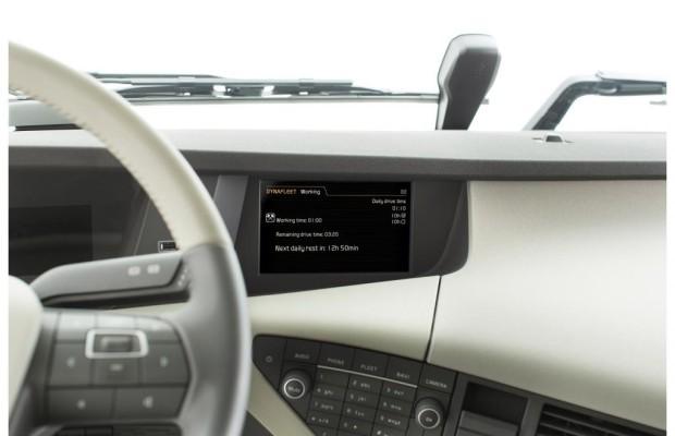 Volvo bringt den elektronischen Pausenwächter