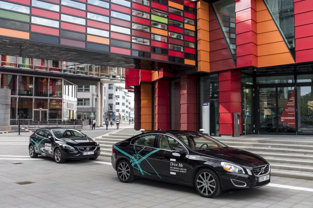 Volvo testet autonomes Fahren
